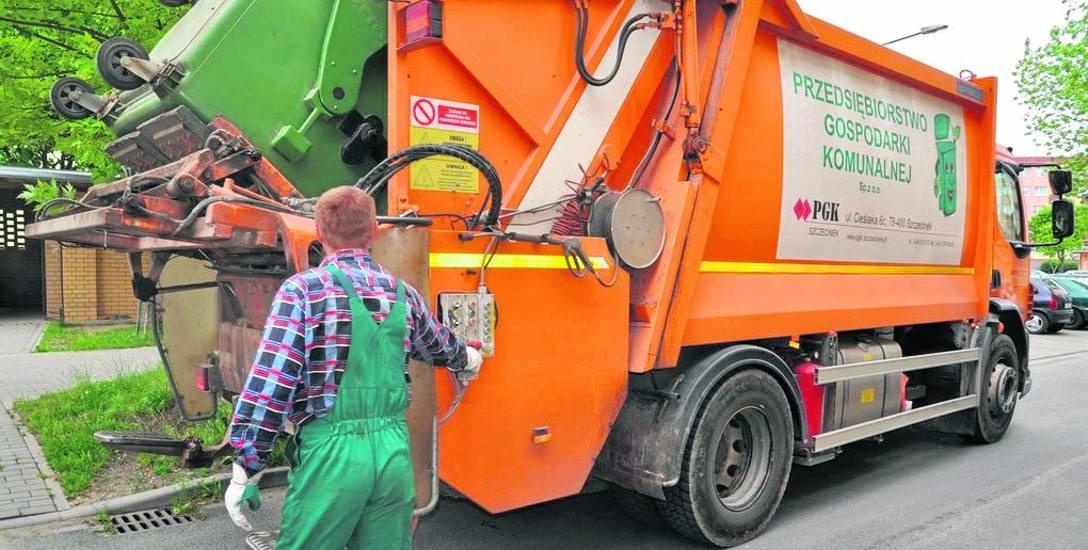 Usługi za wywóz śmieci PGK Szczecinek skalkulował na poziomie z roku 2018, ale już zagospodarowanie odpadów na składowisku w Wardyniu będzie dużo droższe