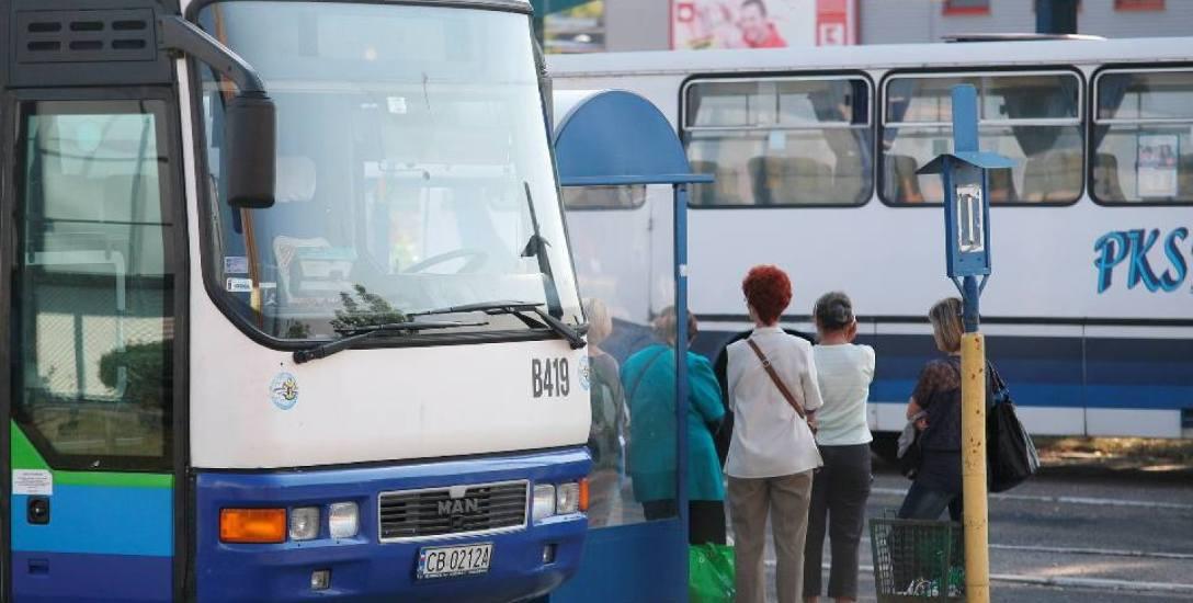 Mieszkańcy gminy Bobolice nie mają wieczorem jak wrócić z Koszalina