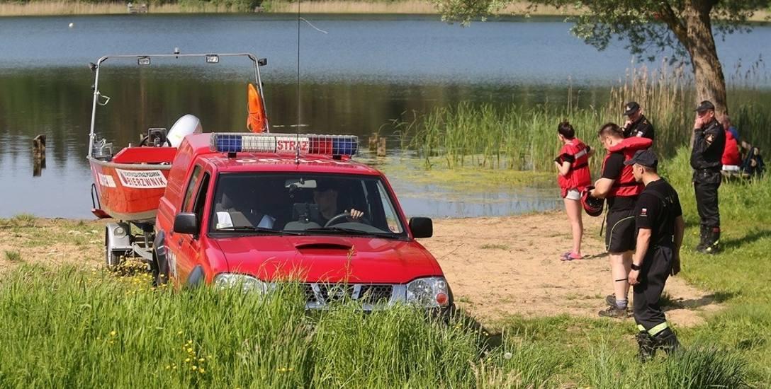 Tragiczny wypadek. Nastolatka utonęła w jeziorze