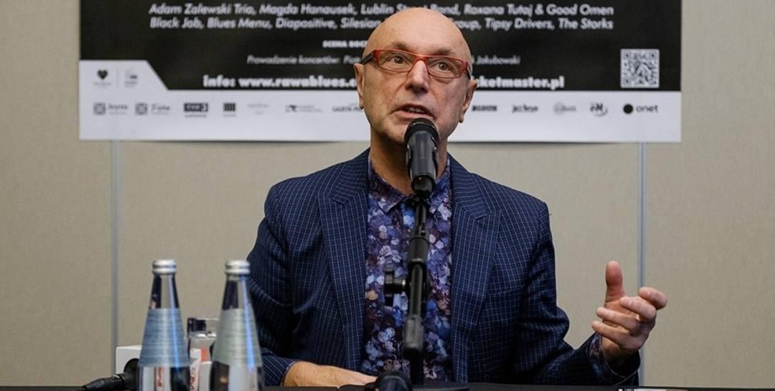 Irek Dudek, twórca Rawa Blues Festival: Bluesman gra do końca życia
