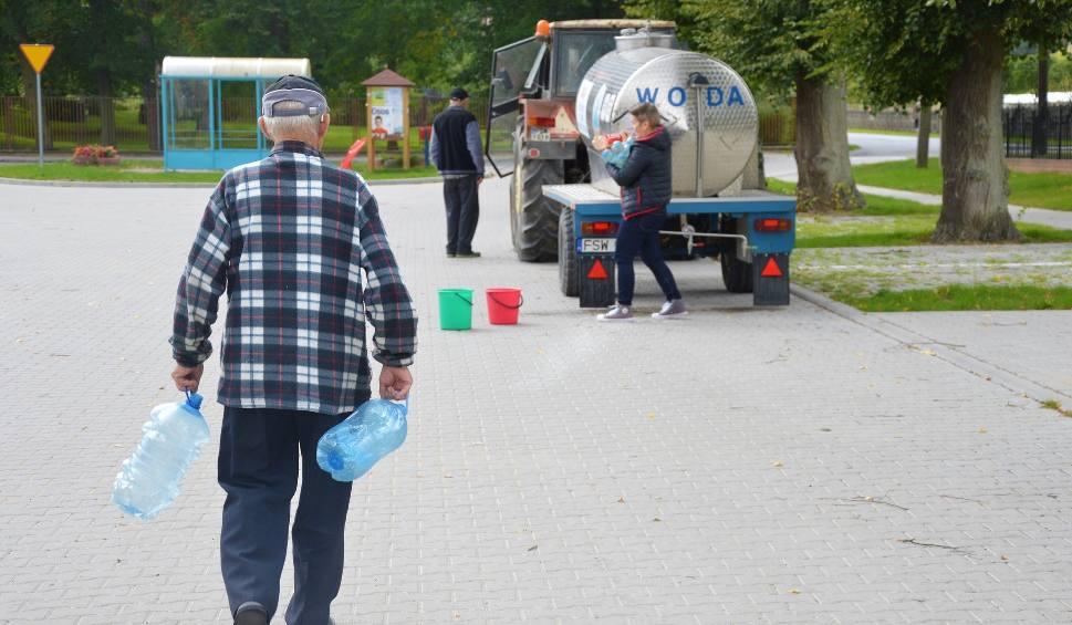 Film do artykułu: Mieszkańcy Toporowa i Czystego nadal nie mogą korzystać z wody z kranu. Wyniki w czwartek