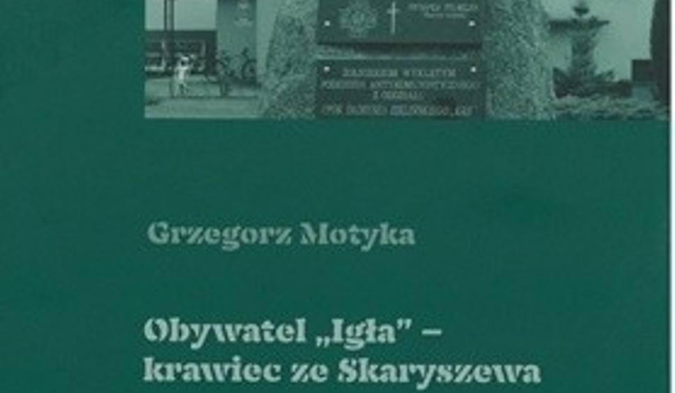 """Film do artykułu: Miejska Biblioteka Publiczna zaprasza w czwartek na promocję książki o """"Igle"""" - żołnierzu podziemia"""