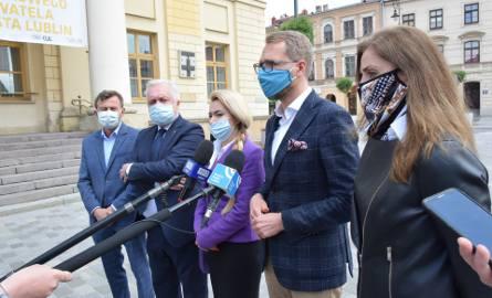 """Posłowie rozmawiali o Porcie Lotniczym Lublin. """"Nie jesteśmy uspokojeni"""""""