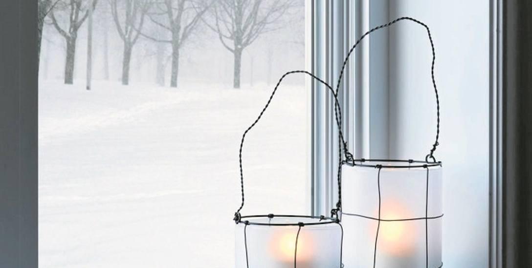 Różnice temperatur wewnątrz domu i na zewnątrz zimą dochodzą nawet do 45°C. Warto zatem zadbać o szczelność okien.