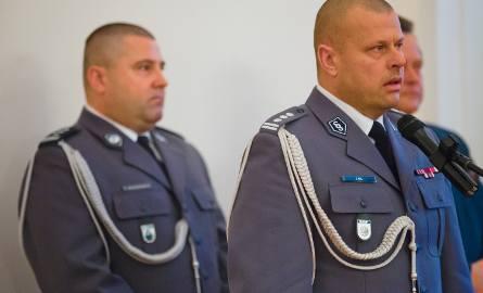 Insp. Zbigniew Maj występuje w aktach sprawy prowadzonej przez prokuraturę apelacyjną w Łodzi