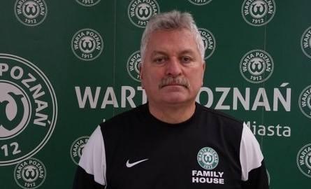 Petr Nemec, trener Warty