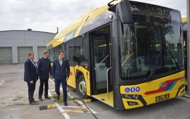 W listopadzie na ulice Włocławka wyjadą autobusy elektryczne