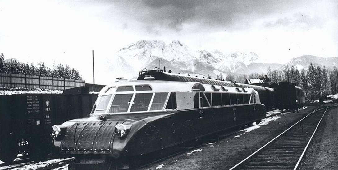 Przed II wojną światową, w roku 1938, lukstorpeda pokonywała trasę z Katowic do Krakowa w 58 minut