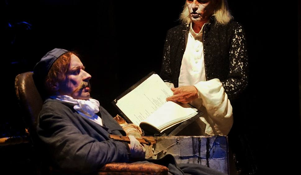 """Film do artykułu: Teatr Wierszalin. """"Teatr, którego nie było"""", czyli rozterki dyrektora teatru wciąż są takie same (zdjęcia, wideo)"""