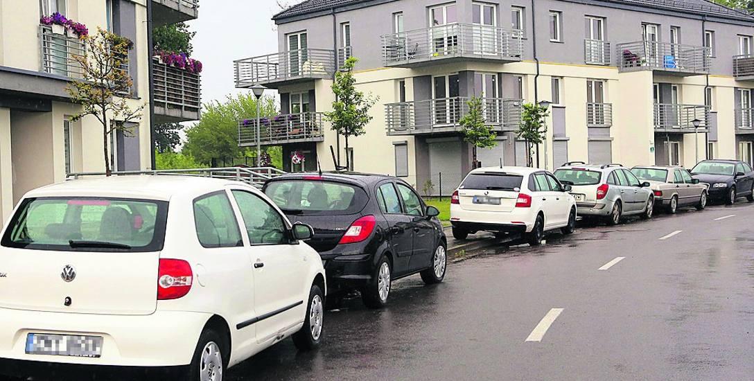 Brakuje parkingów na Małych Błoniach