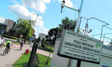 Zeszłej zimy były sygnały, ze stacja pomiarowa WIOŚ przy Kaszowniku nie działała prawidłowo