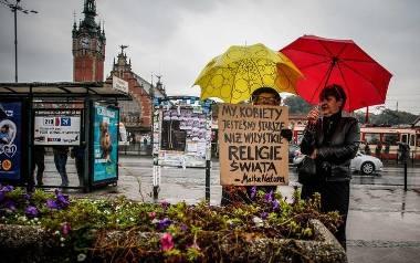 Gdańsk. Kobiety z Pomorza zaprotestują przeciwko przemocy seksualnej