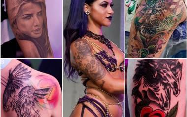 Marzy Wam się tatuaż? Nie wiecie, na jaki wzór się zdecydować? Może galeria tych tatuaży Was zainspiruje. Zobaczcie zdjęcia tatuaży, jakie znaleźliśmy