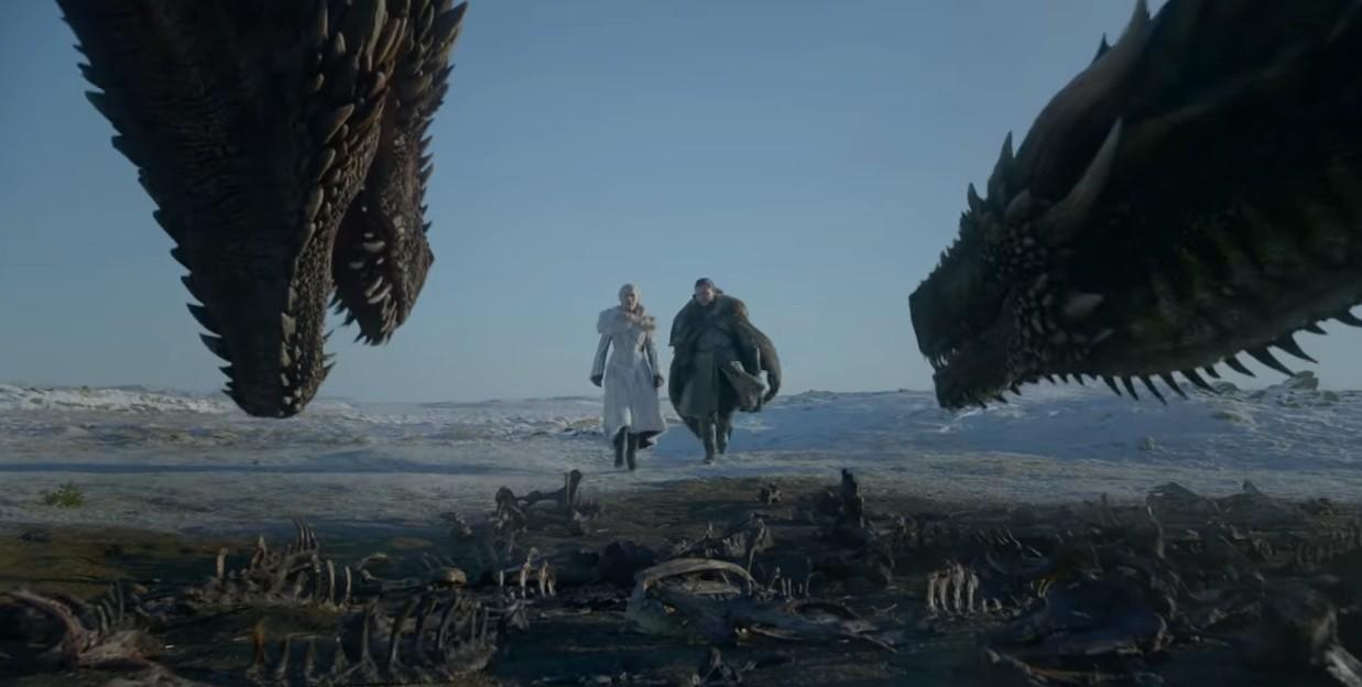 Znalezione obrazy dla zapytania gra o tron sezon 8 plakat
