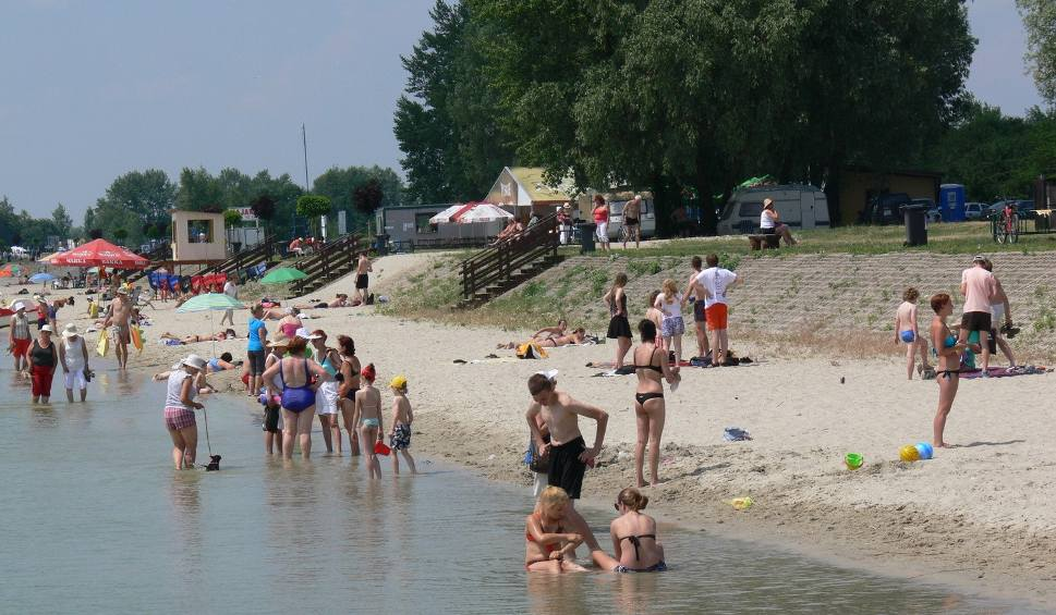 Film do artykułu: Kąpieliska na Podkarpaciu. Gdzie można się bezpiecznie kąpać?