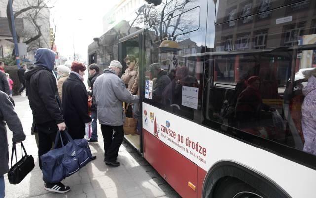 1ddfe4d6 Dwa centra handlowe w Opolu będą połączone jedną linią autobusową