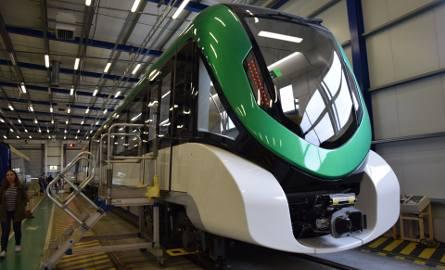 Firma Alstom z Chorzowa proponuje nowoczesne rozwiązania techniczne. Takie metro trafi do Rijadu.