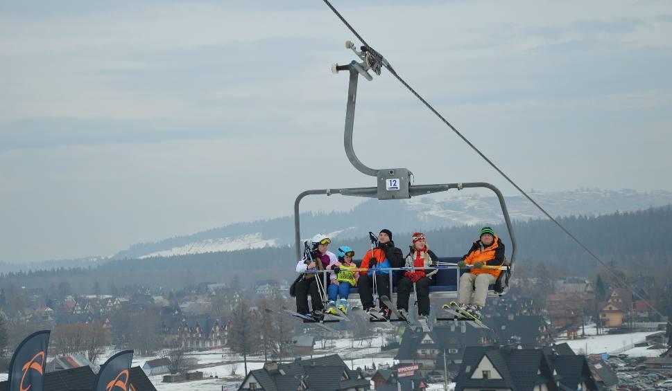 Film do artykułu: Podhale. 14 wyciągów narciarskich połączyło się wspólnym skipassem