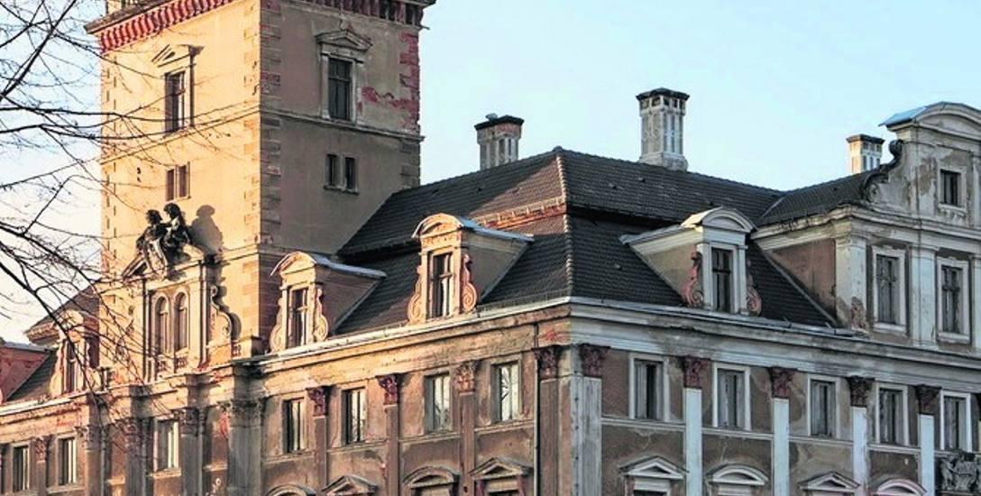 Zamek Roztoka ma jeszcze wiele nieodkrytych tajemnic