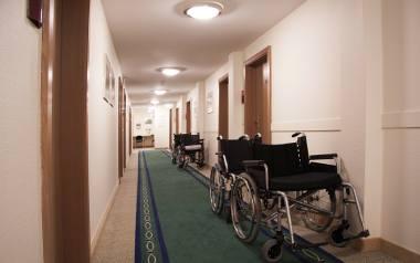 Białystok: Rehabilitacja szpitala wojewódzkiego w innym miejscu. Na półtora roku