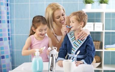 Jak dbać o higienę jamy ustnej dziecka?