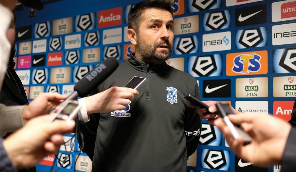 Film do artykułu: Nenad Bjelica: Moi piłkarze zrobili na boisku to czego od nich oczekiwałem [WIDEO]