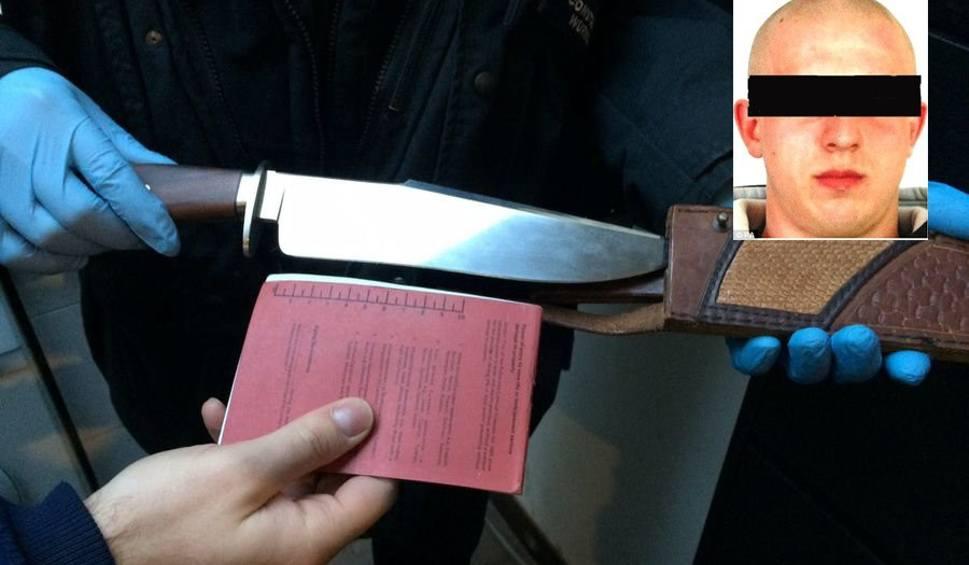 Film do artykułu: Policja zatrzymała w Londynie pseudokibica Siarki Tarnobrzeg!