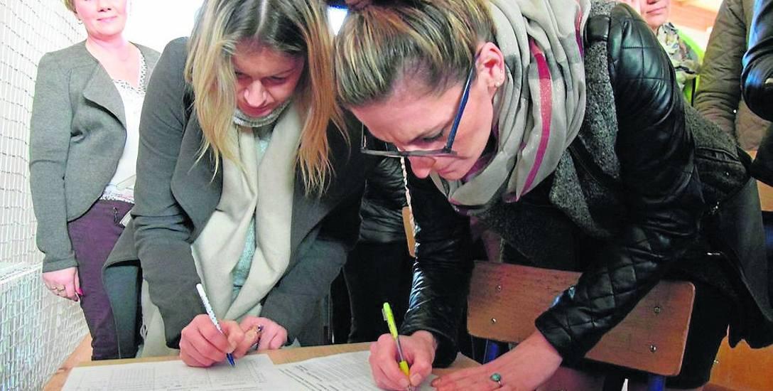 Gimnazjum na kłódkę, nauczyciele tracą pracę