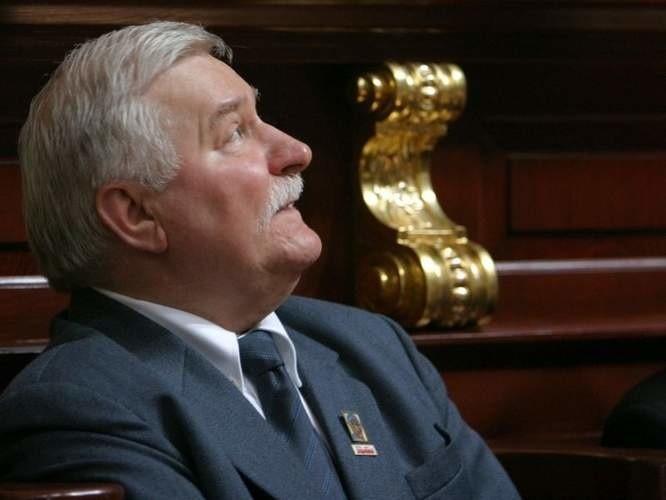 """Lech Wałęsa (ur. 29 września 1943 w Popowie) – polski polityk i działacz związkowy. Współzałożyciel i pierwszy przewodniczący """"Solidarności"""","""