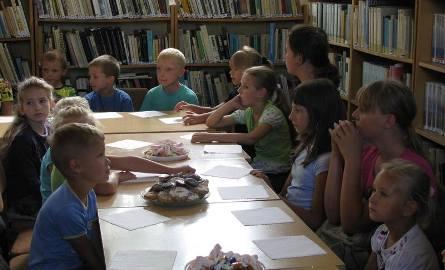 Letnie zajęcia w bibliotece w Strzelcach dziś się zakończyły