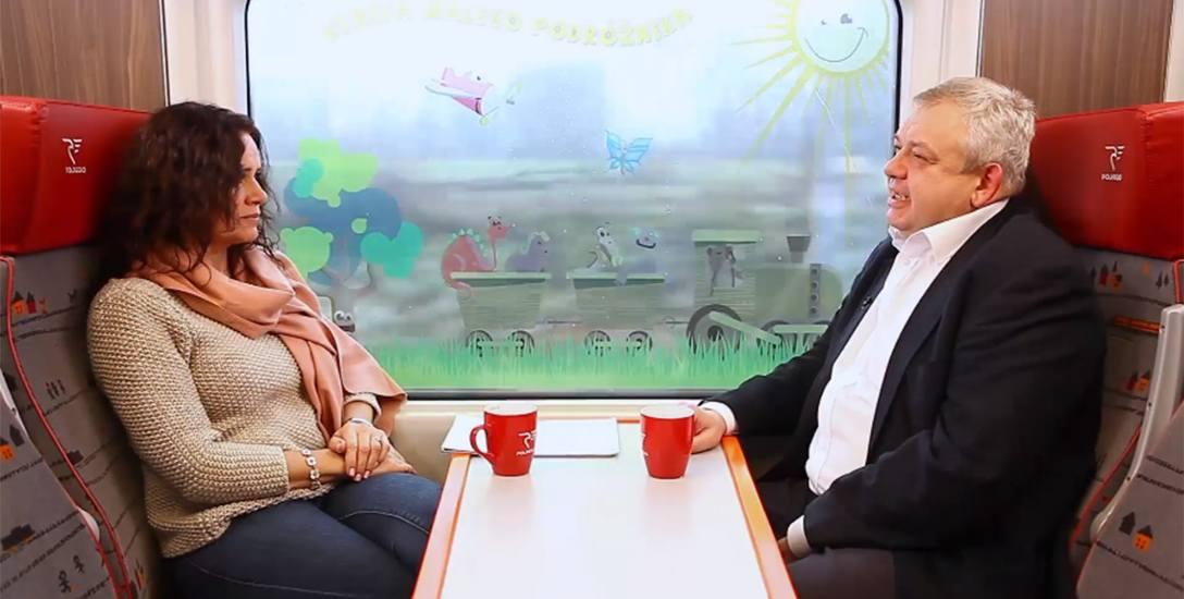 [VIDEO] Dr n. med. Grzegorz Religa opowiada o swoim zawodzie, relacjach z ojcem i zdradza jakie ma hobby
