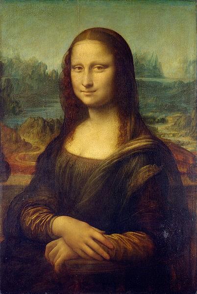 Dzieło Leonarda da Vinci.