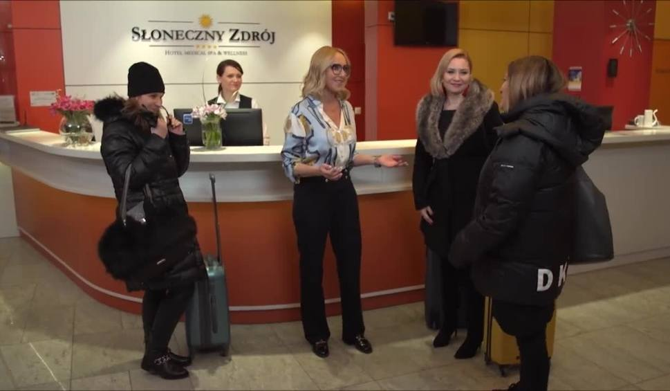 Film do artykułu: Spotkanie po programie Eks-tra zmiana Agaty Młynarskiej w Hotelu Słoneczny Zdrój Medical Spa&Wellness w Busku (WIDEO, zdjęcia)