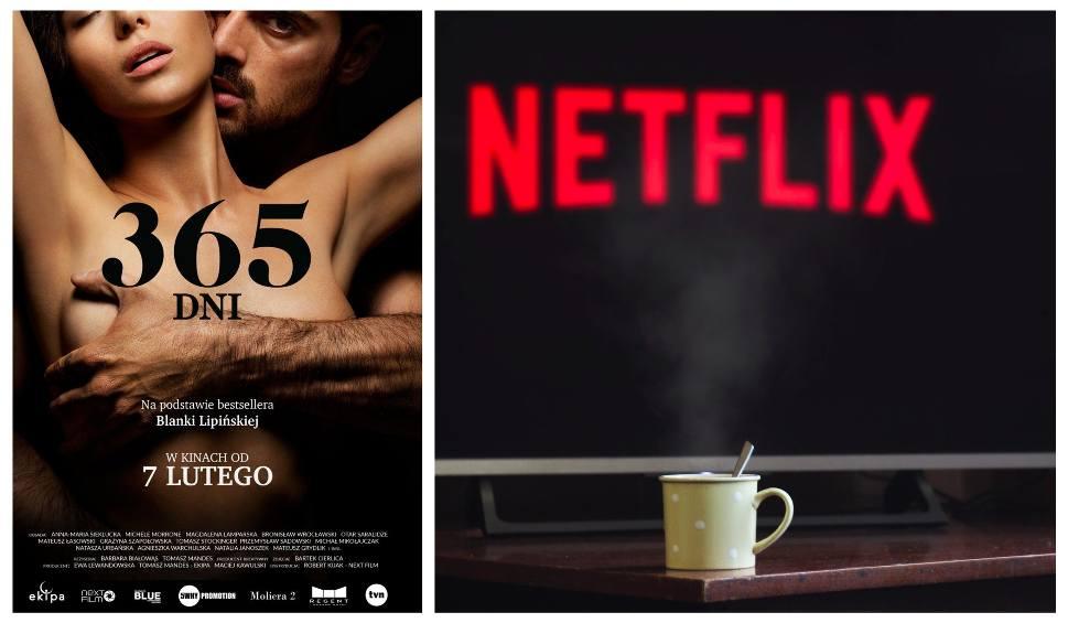 """Film do artykułu: Film """"365 dni"""" dostępny na Netflixie! Sprawdź pozostałe premiery [LISTA] - 1.04.2020"""