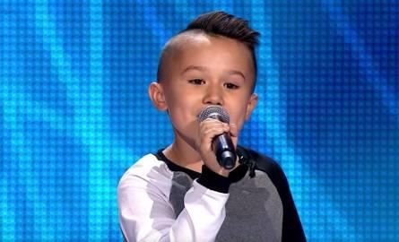Oliwier podczas występu w The Voice Kids okazał się najsympatyczniejszym, największym słodziakiem edycji