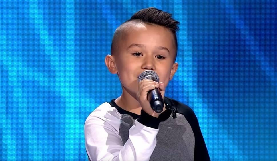 Film do artykułu: Oliwier Szot z Nowosielca jako wulkan energii będzie w finale The Voice Kids