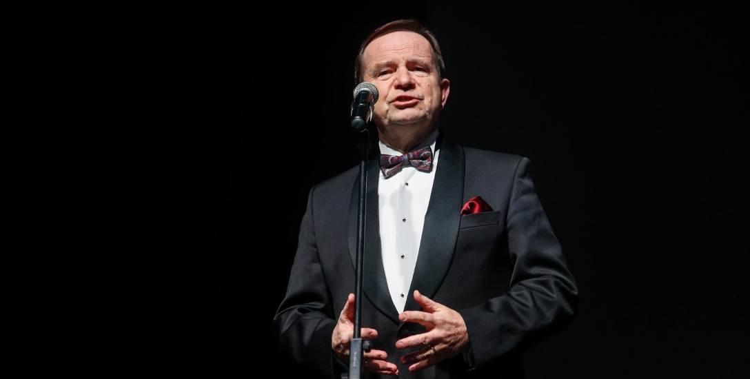 Władysław Ortyl podczas II Ogólnopolskiego Forum Samorządów w Jasionce.