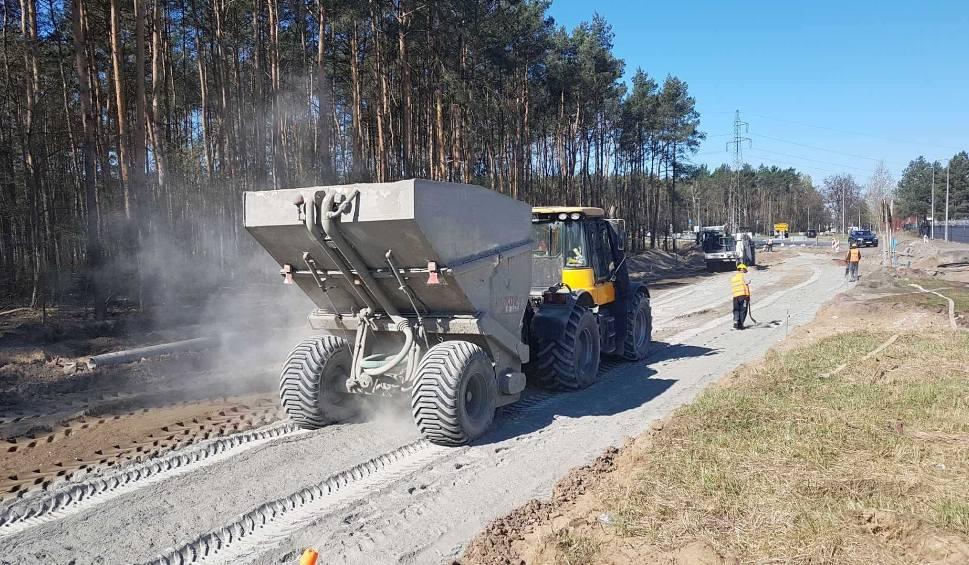 Film do artykułu: Przebudowa ulicy Włocławskiej w Toruniu. Prace zakończą się w październiku