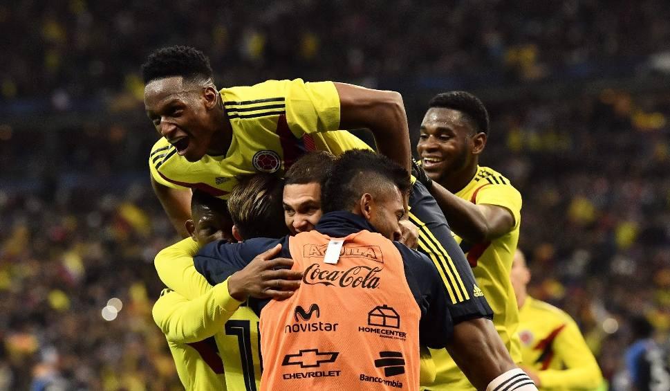 """Film do artykułu: Mecz towarzyski. Kolumbia postraszyła nas przed mundialem. Odwróciła """"przegrane"""" spotkanie z Francją"""