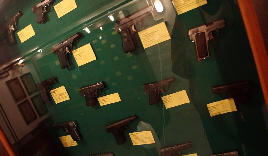 Wirtualny spacer po Muzeum Kryminalistyki w Szkole Policji w Słupsku