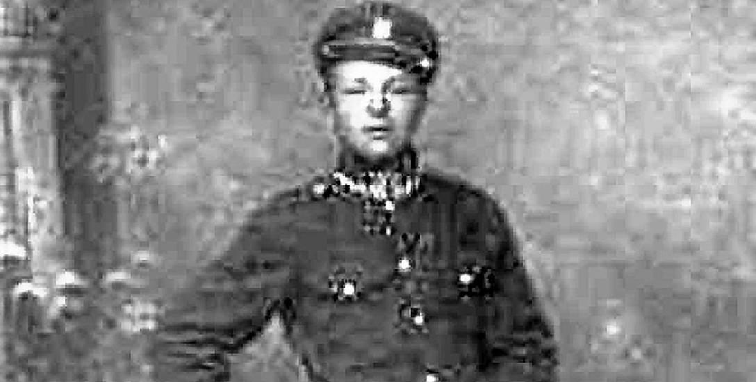 Florian Piłasiewicz, niezwykle odważny peowiak, zginął podczas szturmu bolszewików  pod Homlem 20 stycznia 1920r.