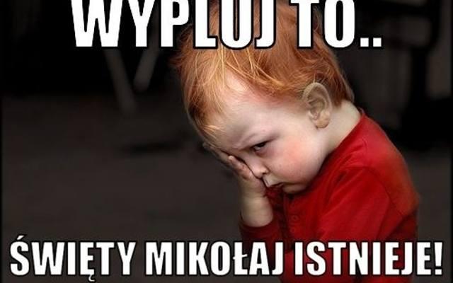 życzenia Mikołajkowe śmieszne Gify Obrazki Fajne Wierszyki