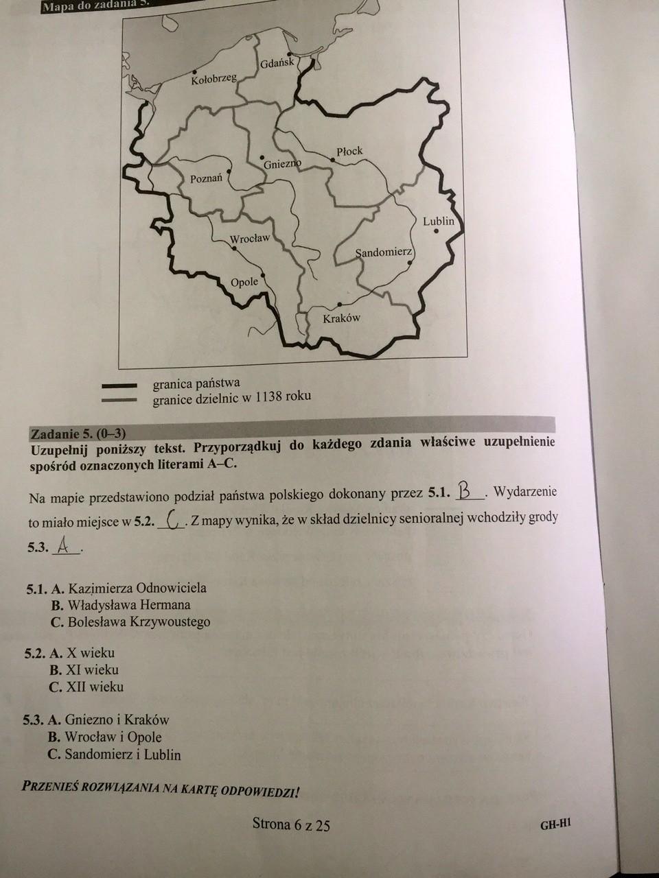 klasa 4 polski testy