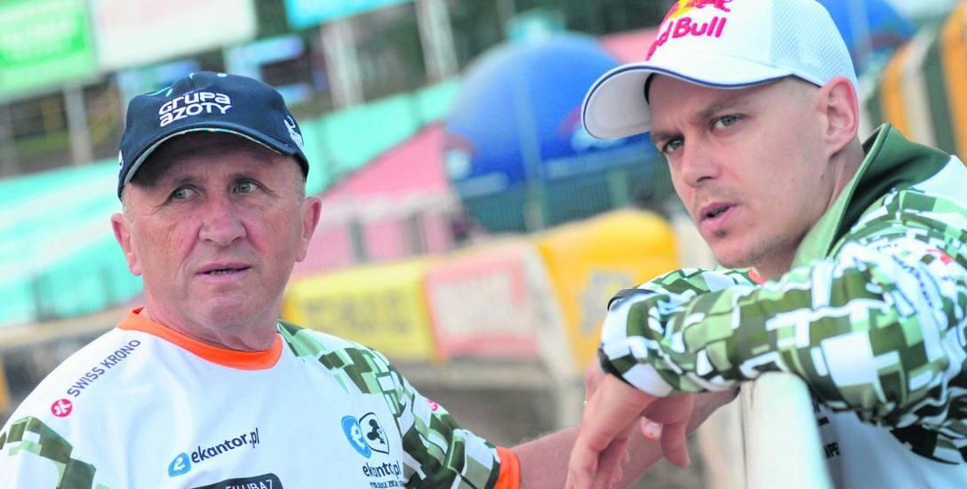 Trener Marek Cieślak nie ukrywa, że jego ulubionym zawodnikiem, nie tylko w kadrze,  jest Jarosław Hampel.