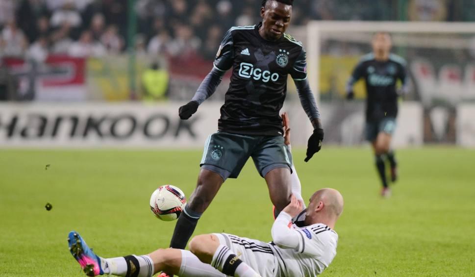 Film do artykułu: Ajax-Legia. Michał Pazdan: Najbardziej szkoda końcówki spotkania