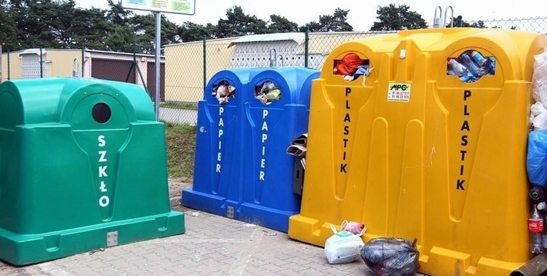 Oprócz pojemników na papier, szkło i plastik pojawią się też na osiedlach brązowe pojemniki na odpady biodegradowalne