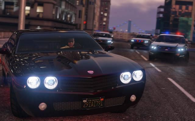 Grand Theft Auto V: Jak wygląda gra na PC [galeria]