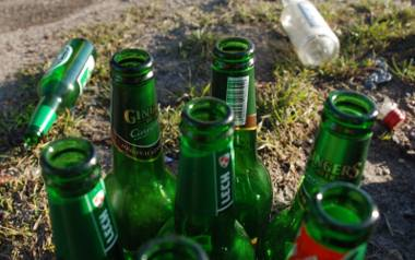 Z oczu znikają pijący alkohol na grudziądzkich skwerach