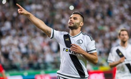 Nikolić w trzech meczach pucharowych strzelił cztery gole