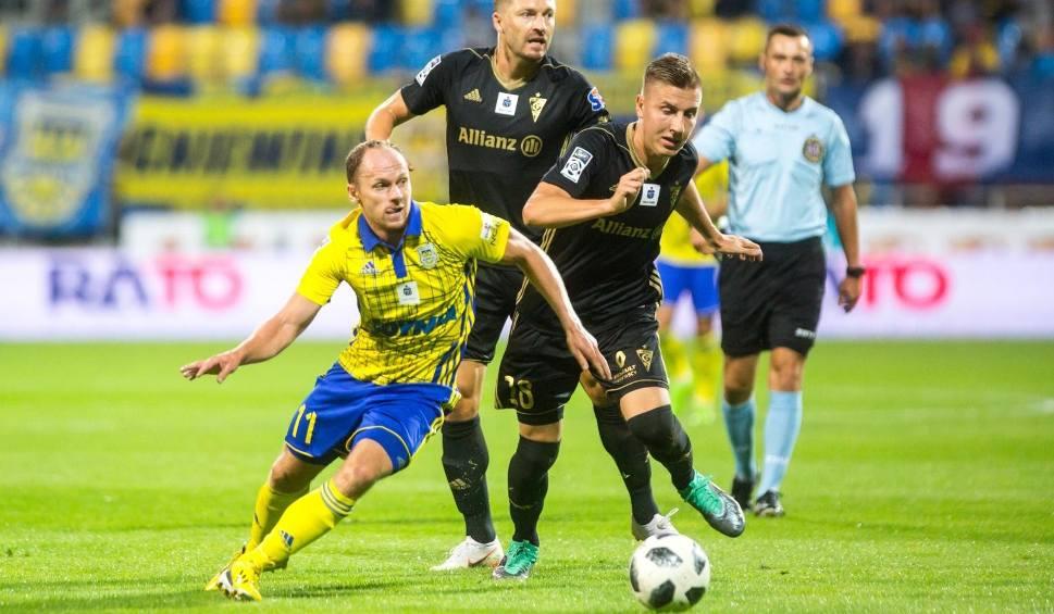 Film do artykułu: Rafał Siemaszko związał się z Arką Gdynia nowym kontraktem. Umowa obowiązywać będzie do do 30 czerwca 2020 roku